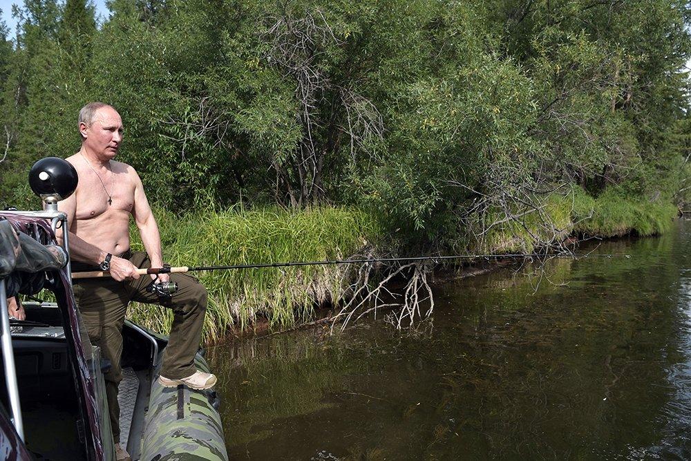 места для рыбалки на озере
